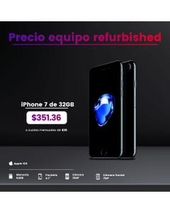 iPhone 7 - 128GB (Refurbished)